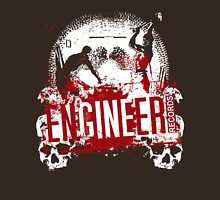 Engineer Records - Dudes Design Unisex T-Shirt