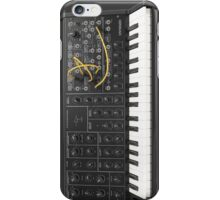 Awesome Electronic Music Synthesizer EDM iPhone Case/Skin