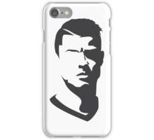 Cristiano Ronaldo Vector Portrait iPhone Case/Skin