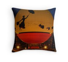 Come Fly With Me !!! Throw Pillow