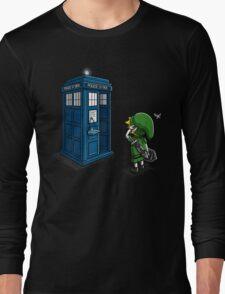 Ocarina of Time Travel Long Sleeve T-Shirt