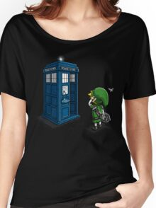 Ocarina of Time Travel Women's Relaxed Fit T-Shirt