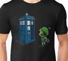 Ocarina of Time Travel Unisex T-Shirt