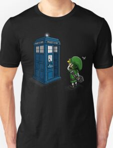 Ocarina of Time Travel T-Shirt