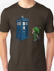 Ocarina of Time Travel T-Shirt