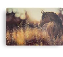 A Lovely Thought Metal Print