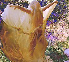 Chamane dance extasy by Auquier