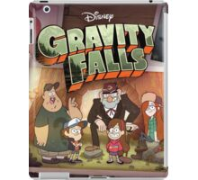 """Gravity Falls"" iPad Case/Skin"