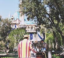 Bert In Disneyland  by whitneymicaela