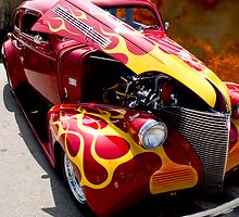 Flame Job by photosbyflood