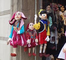puppets  by welshcake