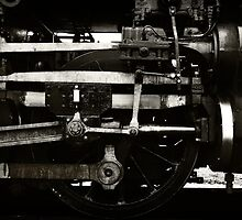 Steam Engine 01 by Alan E Taylor