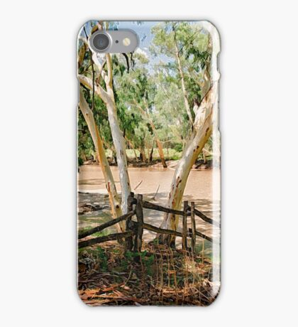 the ghosts of the river iPhone Case/Skin