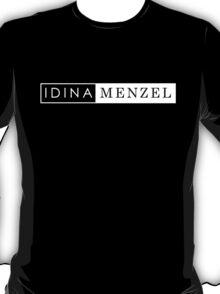 Idina Menzel Reverse (White) T-Shirt