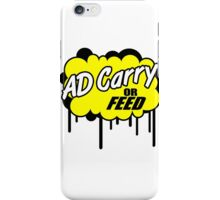 League of Legends: AD Carry or Feed iPhone Case/Skin