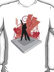 Graphics Tablet T-Shirt