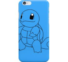 Squirtle! [#7] iPhone Case/Skin