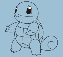 Squirtle! [#7] T-Shirt