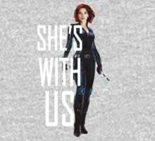 Age of Ultron - Black Widow Kids Clothes