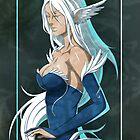 The Blue Lady by Ryu62