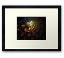 'Mirrors of a Distant Dream...' Framed Print