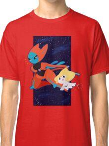 Pokemon - Jirachi and Deoxys Classic T-Shirt