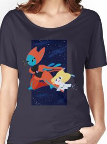 Pokemon - Jirachi and Deoxys Women's Relaxed Fit T-Shirt