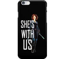 Age of Ultron - Black Widow iPhone Case/Skin