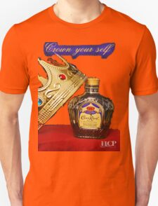Crown Royal Unisex T-Shirt