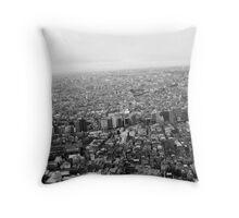 Tokyo Cosmopolis Throw Pillow