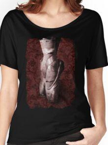 Grunge Ballet 2 Women's Relaxed Fit T-Shirt