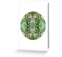 Rainforest Roots Greeting Card