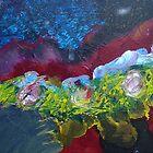 Deep Space Flowers by bogoslowsky