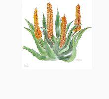 Aloe ferox sketch Womens Fitted T-Shirt