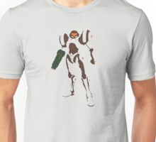 Samus Aran - Dark Suit Unisex T-Shirt