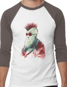Evolution of Charles Men's Baseball ¾ T-Shirt