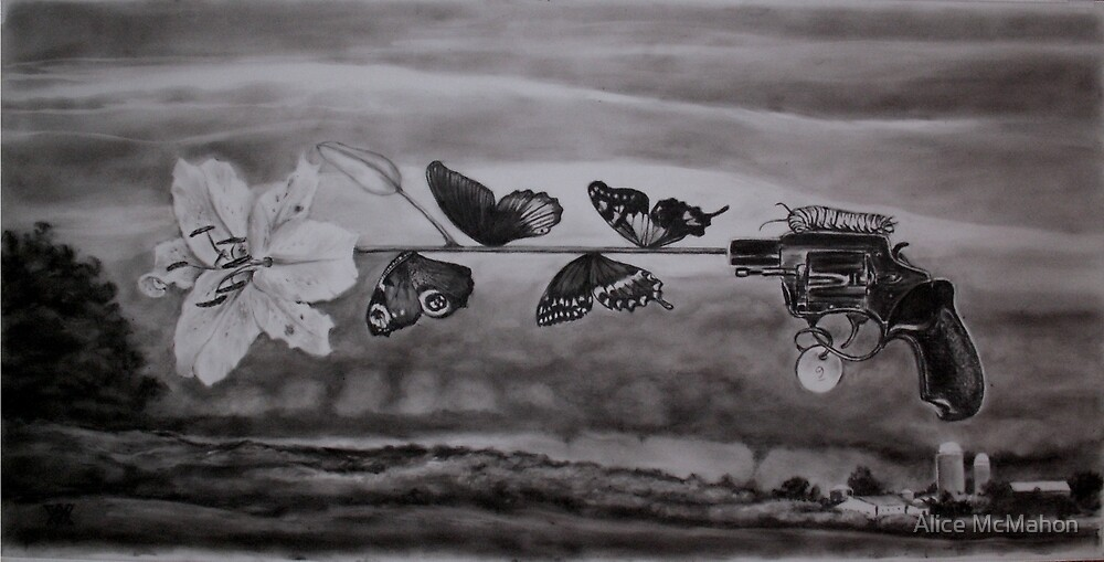 #9 Dream (Homage to Salvador Dalí) by Alice McMahon