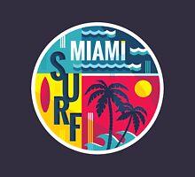 Surf Miami color badge for T-Shirt Unisex T-Shirt