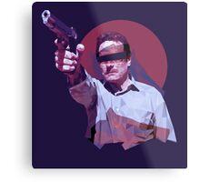 Breaking Bad - Walter Blind Metal Print