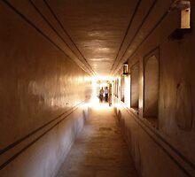 Depth in a wall by zhengjiecn