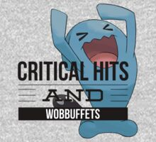 Critical Hits and Wobbuffets! One Piece - Long Sleeve