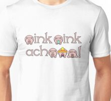 oink oink achooo! Unisex T-Shirt