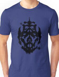 Inkblot Test, Verdict Psycho Unisex T-Shirt