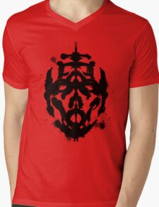Inkblot Test, Verdict Psycho Mens V-Neck T-Shirt