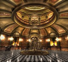 California State Capital by Ben Pacificar