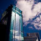 Downtown Minneapolis by Trenton Purdy