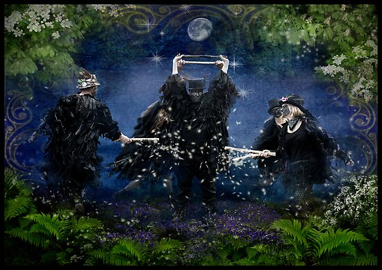 The Beltane Morris by Angie Latham