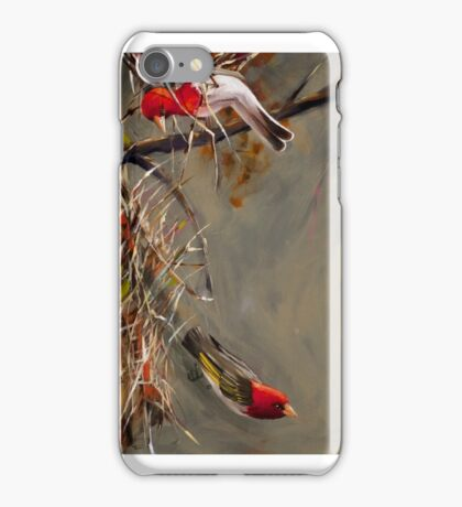 The knitting party iPhone Case/Skin