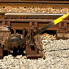 Trains -Switchstand  by Buckwhite