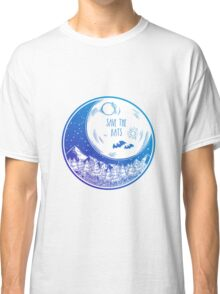Save the Bats! Classic T-Shirt